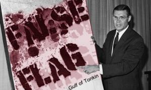 McNamara Tonkin False Flag amunaor
