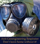 chemtrail toxin mask FB