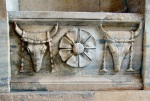Eight Petaled Gnostic Rosette AmphipolisTomb