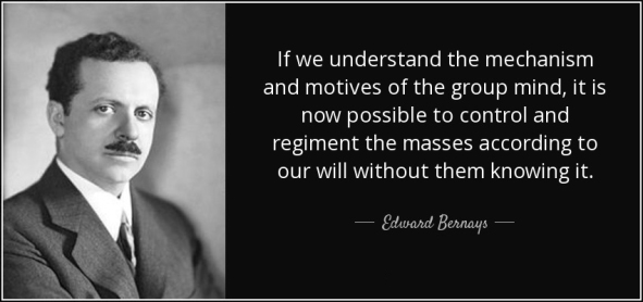 Edward Bernays Quote